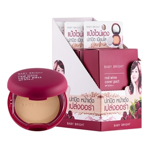 Baby Bright Red Wine Cover Pact Spf 30 Pa  65G 21 Light Beige-283214.jpg