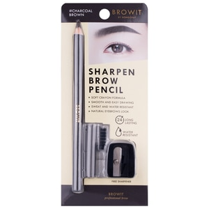 Browit Sharpen Brow Pencil 114g Charcoal Brown-289276.jpg