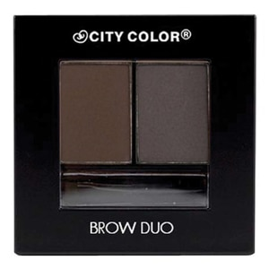 City Color Brow Duo Kit Shape Defining Eyebrow 20 g Medium to Dark-267150.jpg