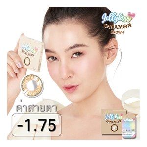Jelly Kiss  Cinamon Brown Contact Lens Monthly Power -175 2 pieces-286036.jpg
