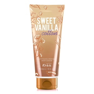 Malissa Kiss Body Lotion Sweet Vanilla Cotton 226g-269635.jpg
