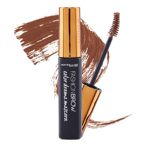 Maybelline Fashion Brow Color Drama Mascara - Natural Brown-272634.jpg