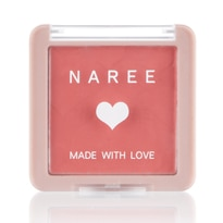 Naree Made With Love Perfect Cheek Blush Matte 6.5g. # 12 I Love You Your Smile