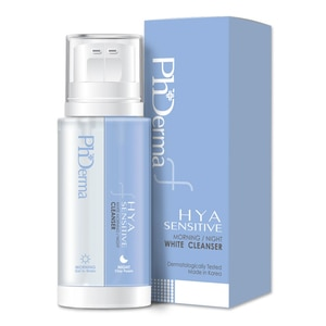 PhDermaPhDerma HYA  Sensitive White Morning-Night Cleanser 100 ml.,Buy Derma Skin 999 Baht Discount 100 BahPOINT REDEMPTION
