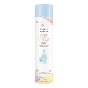 Pika Pika Sake Crystal Clear Illuminating Lotion 150ml-273614.jpg