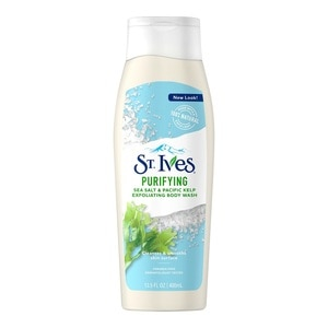 STIVES SEA SALT  PACIFIC KELP EXFOLIATING BODY WASH 400 ml-266962.jpg