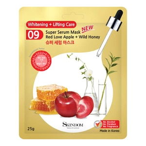 Skindom Super Serum Mask Red Love Apple  Wild Honey 25 G-277139.jpg