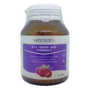Watsons A C E Grape seed chewable dietary supplement 60 tablets-232060.jpg