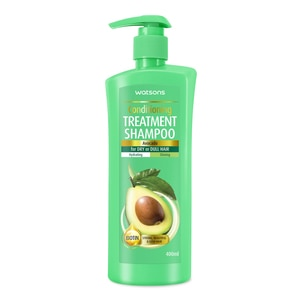 Watsons Conditioning Treatment Shampoo Avocado 400ml-276315.jpg
