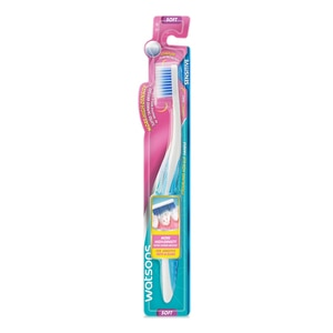 Watsons Sensitive Ultra Fine Tapered Bristles Toothbrush Soft 1s-272718.jpg