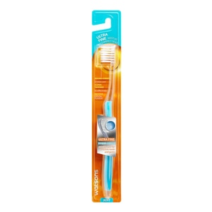 Watsons Sensitive Ultra Fine Tapered Bristles Toothbrush Soft 1s-273611.jpg