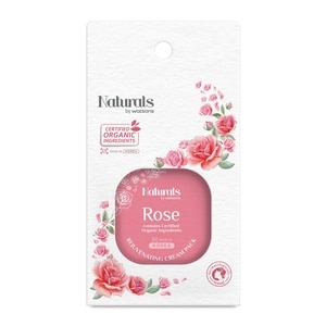 Naturals by Watsons Rose Rejuvenating Cream Pack 10g-291493.jpg