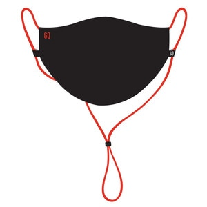 GQ Liquid Repellent Reusable Mask 1pcs Red Black-291659.jpg