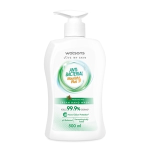 Watsons Protecting Pine Hygienic Cream Hand Wash 1000ml-292916.jpg