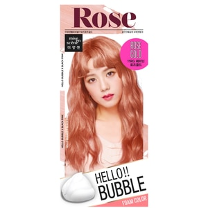 Mise En Scene Hello Bubble Foam Color 11RG Rose Gold-293547.jpg
