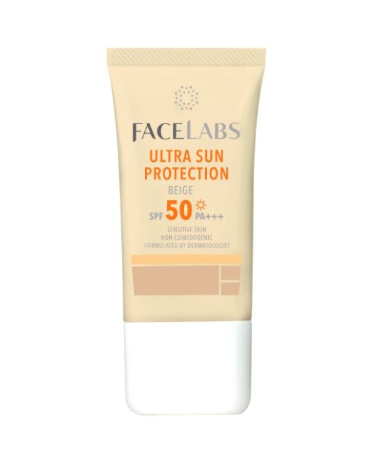 Facelabs Ultra Sun Protection SPF50 PA Beige 20 ml-293781.jpg